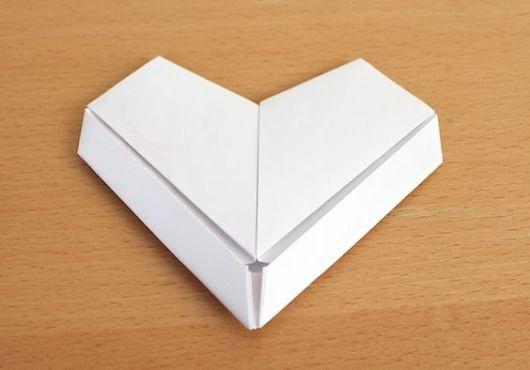 como dobrar carta