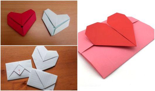 ideias para carta