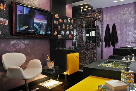 Ideia interessante para uma sala moderna ou um escritório