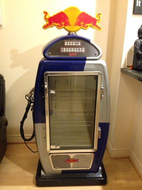 geladeira personalizada retrô