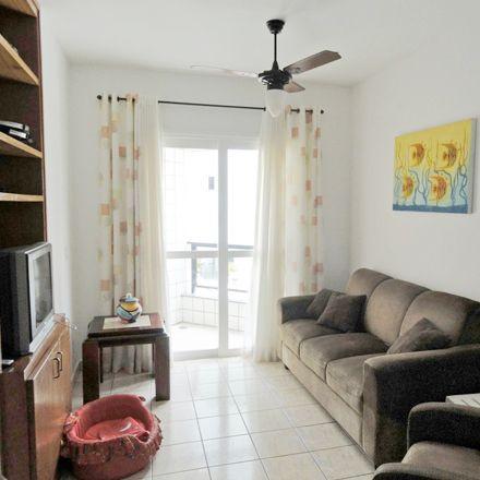 sala simples de apartamento