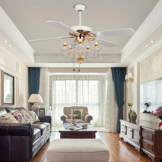 decoração sala clássica