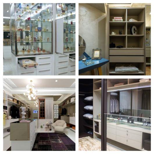 80 ideias de projetos de closet luxuoso + dicas impecáveis!