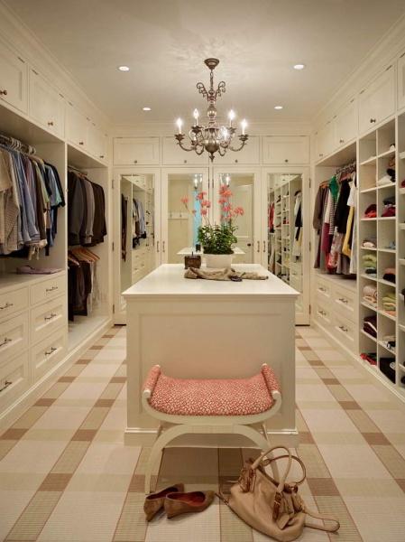 closet luxuoso grande