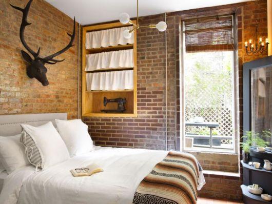como decorar apartamento pequeno quarto clean