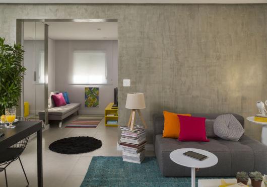 dicas para como decorar apartamento pequeno