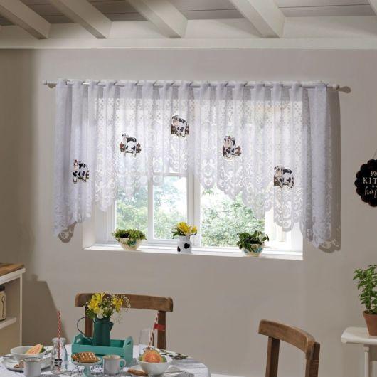 cortina de vaquinha