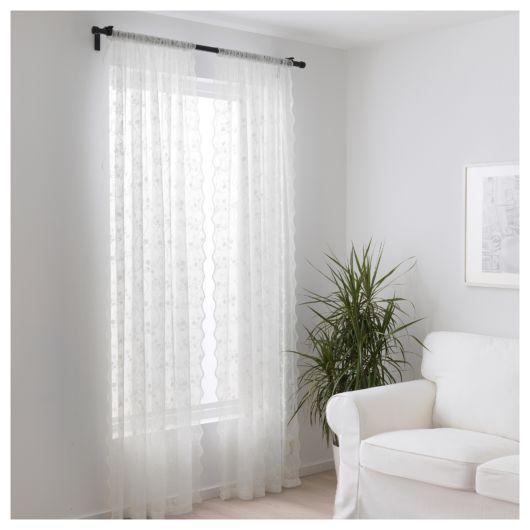 cortina até o chão
