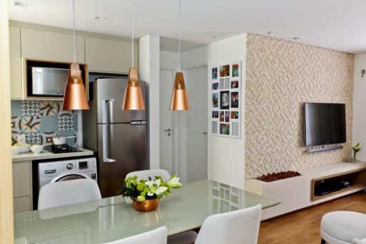 6 dicas de como decorar apartamento pequeno fotos e como for Decorar apartamento pequeno fotos
