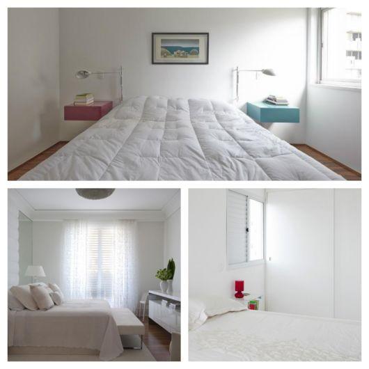 As melhores tendências de quarto branco com fotos e dicas de decoração