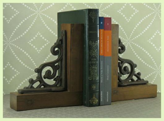 aparador de livros