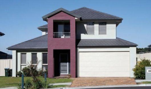 casas coloridas modernas