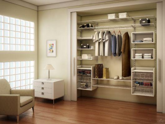 closet suspenso para casais