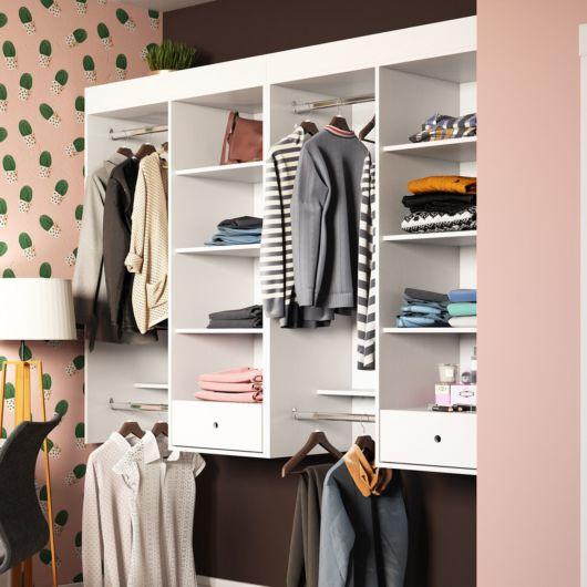 closet suspenso para quarto de solteiro