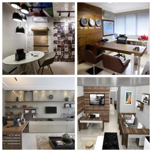 50 ideias de escritório pequeno + dicas de montagem e decoração