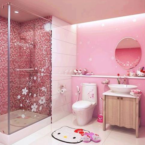 Banheiro de meninas