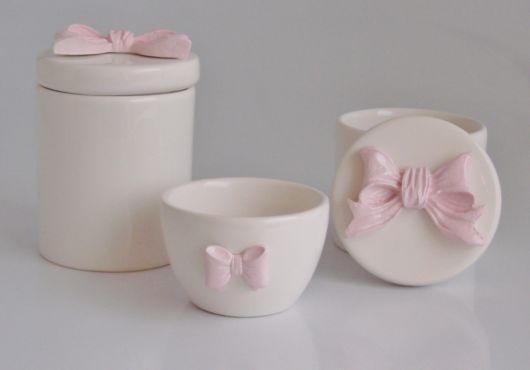 Kit de cerâmica para higiene