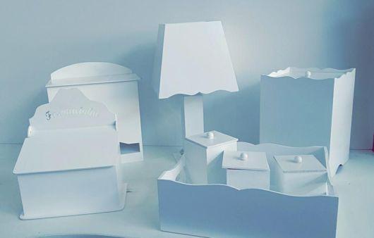 Kit de MDF para higiene