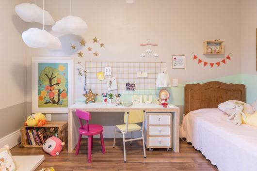 pendente para quarto infantil
