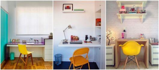 cadeiras para escrivaninha