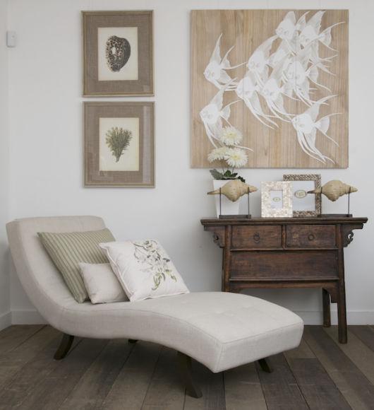 Chaise longue para sala