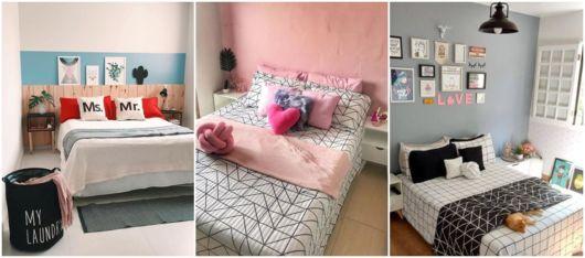 ideias para decoração de quarto