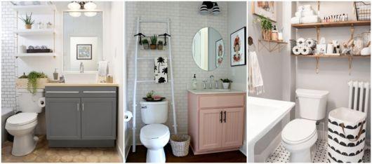 ideias para decoração do banheiro