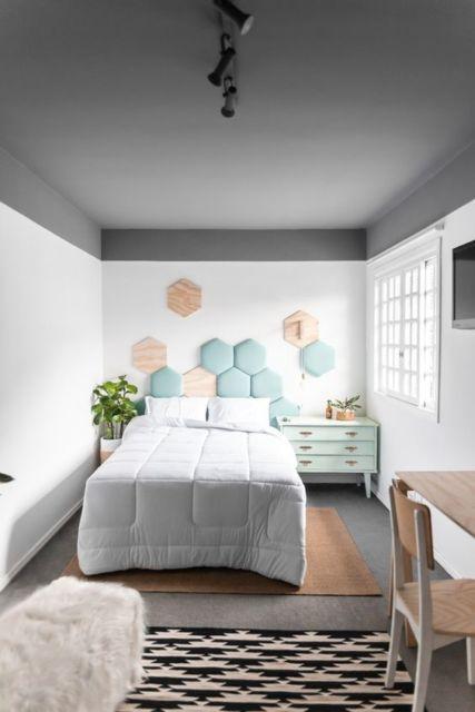 quarto moderno e criativo