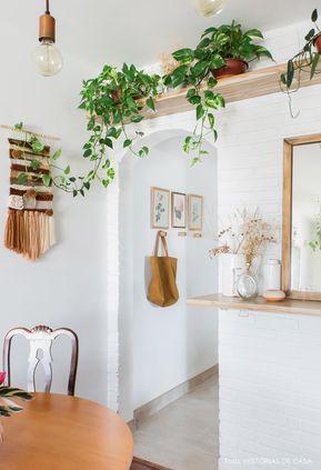 praleira com plantas