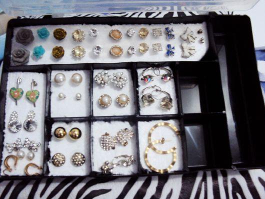 caixa porta joias