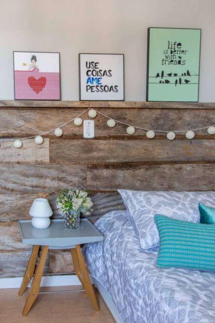 Quadros com frases para decorar quartos femininos