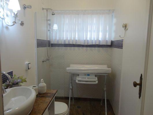 Trocador de banheira
