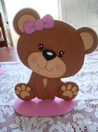 Urso de EVA