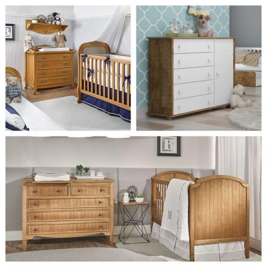 Cômoda para quarto – 60 modelos perfeitos para decorar o espaço!