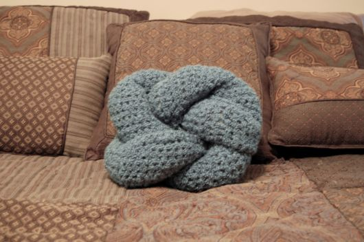 almofada de lã
