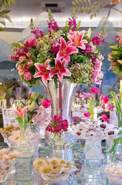 decoração festa luxuosa