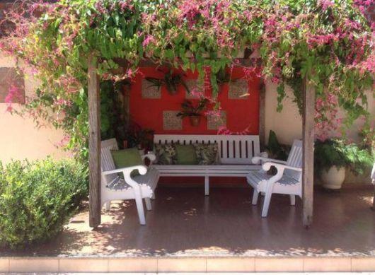 bancos para jardim