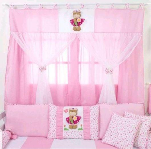 cortina bebê