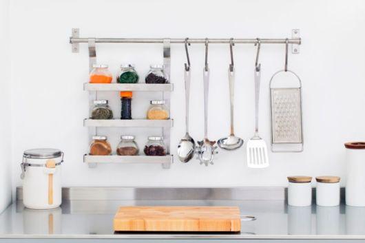 Dicas de organização de cozinha