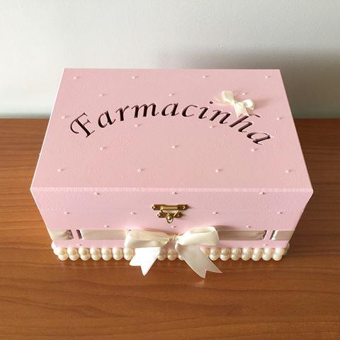 Farmacinha rosa
