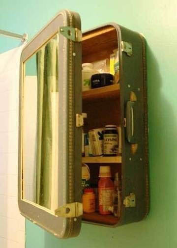 Farmacinha de parede