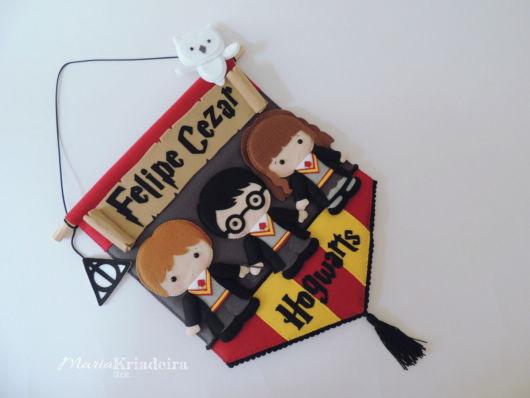 presente nerd Harry Potter