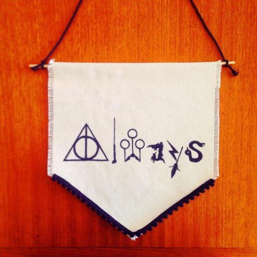 flâmula Harry Potter