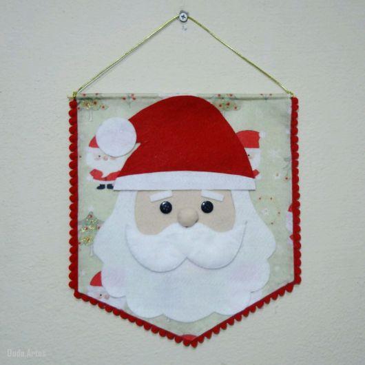 decoração papai noel