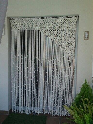 cortina para porta dupla