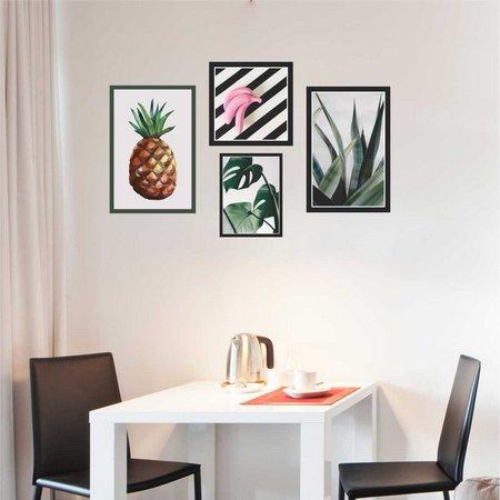 quadros abstratos para cozinha.
