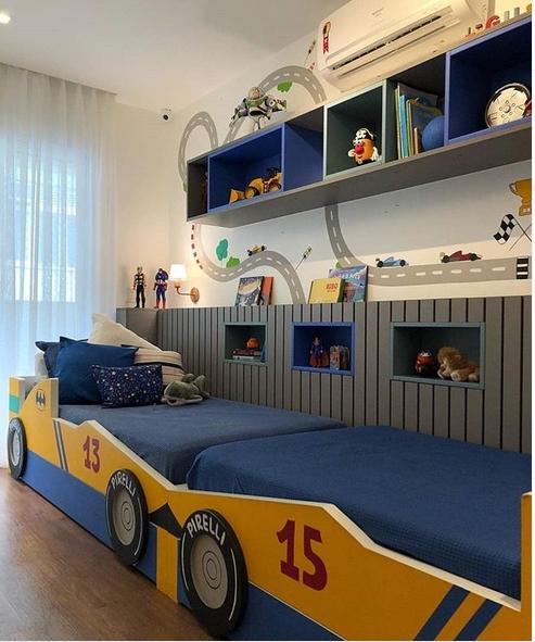 quarto infantil menino