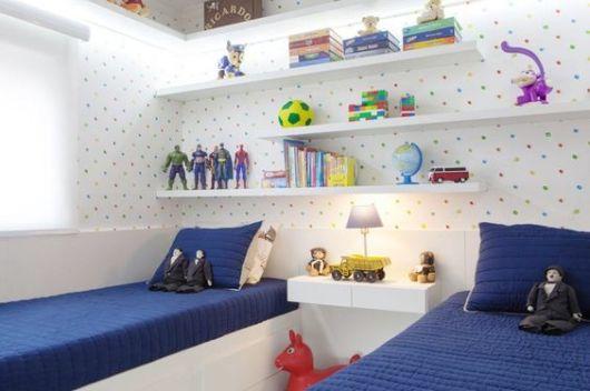 quarto simples meninos
