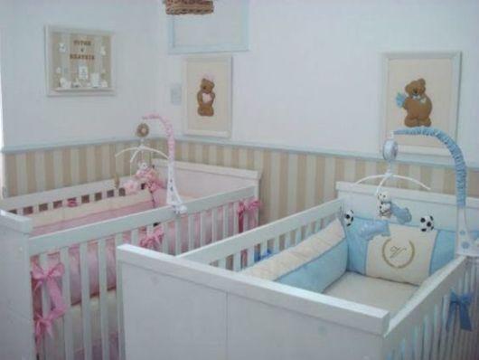 quarto simples bebê