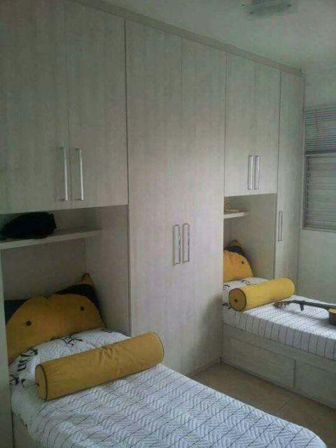 quarto simples infantil
